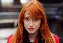 Donne con i capelli rossi