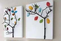 What I Can Do With A Canvass / Ways to reuse my used canvasses