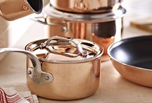 Our Copper Cookware Range / Officially launched in 2012 we here at ProWare are passionate about cooking and cookware. We benefit from years of experience in the kitchenware industry; knowledge and technical expertise accumulated in that time have been poured into the development of our copper tri-ply range. For more information visit our website www.proware-kitchen.co.uk or send us an email at info@proware-kitchen.co.uk as we'd be more than happy to answer any questions :)