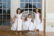 Couture Communion Dresses / This board contains silk couture communion dresses from the Sweetie Premier line by Sweetie Pie Collection
