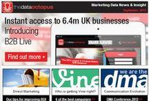 TDO Infographics, materials and more! / A mix of our infographics, blogs, website content, images and more from #TDO. http://www.thedataoctopus.co.uk/