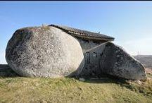 Architecture pierre
