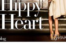 Hippy Heart style / Free, Bohemian, Loving, Caring, Juicy... mood