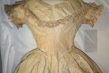 Historic Textile Conservation / Whether it is the dress of a United States First Lady, the sweater of a WWI soldier, or the outfit of a vaudevillian contortionist, we treat historic textiles and garments of all types and styles.
