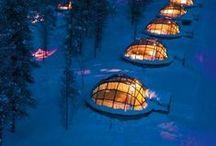 Alojamientos / Acommodations to remember / Donde alojarte durante tu viaje a …. ? Where to sleep during your trip?