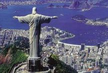 Places - Brazil: Rio de Janeiro, ... / by naffah 66