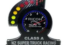 Kart Sport Acrylic Awards / These Acrylic Awards are designed and made by us here in Taupo.