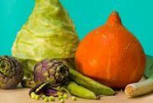 I ♥ groente / Inspiratie naar aanleiding van Janneke Vreugdenhils kookboek 'I ♥ groente', verkozen tot Lekkerste Vegetarische Kookboek van het Jaar!