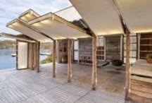 Architecture bois / Espaces architecturaux vernaculaires et contemporains en bois