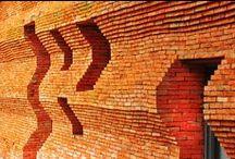 Architecture briques / Architectures vernaculaires et contemporaines en briques