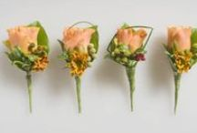 Silk flowers for weddings / Corsages, button holes, shoes etc.