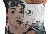 Подушки Сushions / Декоративные подушки для украшения интерьера www.loft-concept.ru