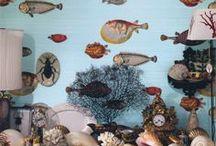 "Nautical decor. marine style. ""Море в интерьере"" / Интерьер в морском стиле Loft-concept.ru"
