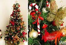 Hohoho Feliz Natal / Lindas decorações de natal