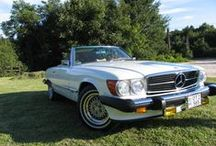 Mercedes W107 450SL (1973) / Mercedes W107 450SL (1973) Restoration Project 2009