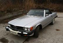 Mercedes W107 560SL (1986) / Mercedes W107 560SL (1986) 2011