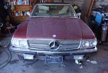 Mercedes W107 350SL (1972) / Mercedes W107 350SL (1972)