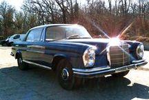 Mercedes W111 220SE Coupe (1965) / Mercedes W111 220SE Coupe (1965) Restoration Project 2013
