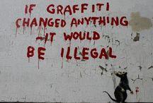 streetart. / .