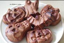 Nos recettes d'Halloween / Halloween, automne, Halloween food chickacuisine.canalblog.com