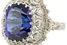 Tanzanite / Tanzanite Rings & Jewelry