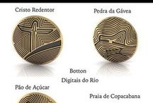 Joias - Rede Brasil Criativo / #Joias #Vikx #DesignNacional #BrasilCriativo #Design