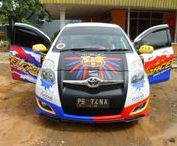 Sticker Mobil / Cutting Sticker & Wraps