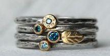 Jewelry - Rings w/ Stones