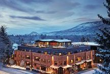 Dancing Bear Aspen / Dancing Bear Aspen - A Timbers Residence Club, is equal parts high-country getaway, private retreat and live-in art gallery. Set in the red-brick heart of downtown, this boutique resort offers the ultimate second home ownership opportunity.