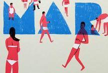 graphics || illustrations, prints / by Tiffany Chiang