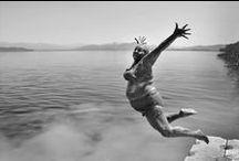 jump / by Mirjana Pentek