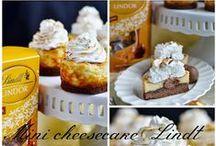 Sladká inspirace s Lindor Caramel / Milujete čokoládu? A karamel? Právě pro vás tu máme sérii skvělých receptů od úžasných cukrářek-blogerek - a navrch soutěž o 1000 pralinek Lindor Caramel.  http://bit.ly/LindorCaramel #chocolate #caramel