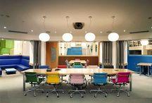 Kantoorinrichting / Ideeën voor ons nieuwe kantoor