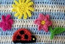 Häkeln Figuren Tiere Motive / Crochet Motif People Animals / Gratis Anleitungen ... aber auch Inspirationen für eigene Ideen ! / by R. S.