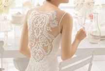 Vestidos de Noiva - Costas