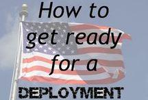 Deployment / by FRG of the USS Rodney M Davis