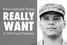 Care Packages / by FRG of the USS Rodney M Davis