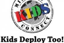 Military Children / by FRG of the USS Rodney M Davis