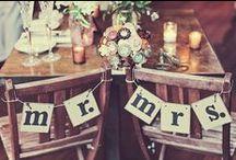 Ideias decorativas para Casamento