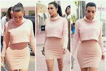 Kim Kardashian Style / Kim Kardashian Style