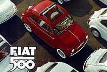 Fiat 500 Stuff