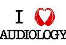 Audiology / Auditory / by Lolita