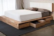 ✦ Home - Chambres - Storage bed