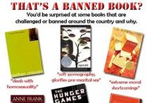 Banned Books Week / Resources for and information about Banned Books Week, sponsored by the American Library Association