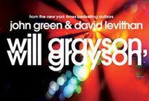 LGBTQ in YA / YA books that shine a light on the LGBTQ community