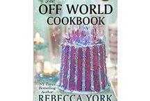 Non-Fiction Potpourri / Recipe books, travel books, all sorts of non-fiction books.
