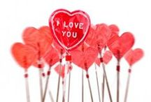 Valentine Lovelies / Valentine suggestions for candy, food and non-candy lovelies!
