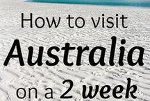 Austrália and New Zealand Stuff