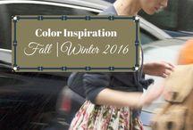 Fall 2016 Color Trend Stuff