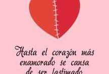 Frases de Amor / Amor, Pareja, Relaciones, Desamor, Compatibilidad,